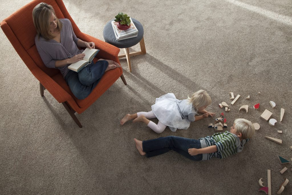 Carpet flooring of the room | HoC Flooring & Design