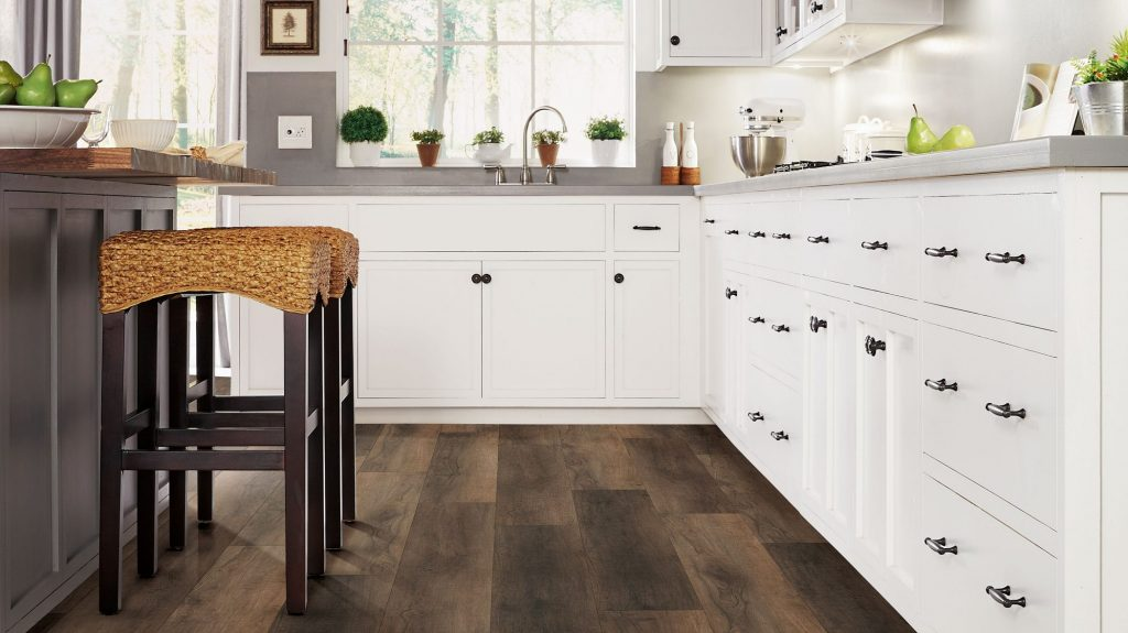 Armstrong kitchen | Luxury Vinyl Inspiration | HoC Flooring & Design